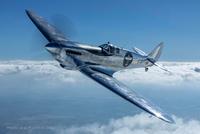 Spitfire_ilmassa