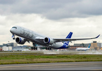 SAS_A350_flight