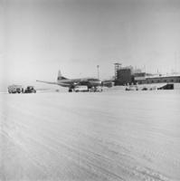 Rovaniemen terminaali 1964 Museovirasto
