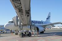 Finnair_A319atgate