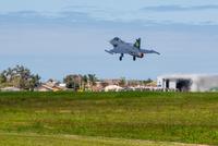 Saab_GripenE_ilmaan_brasiliassa