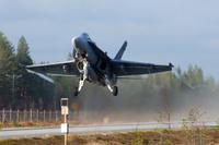 Hornet nousee Norvatieltä Ruska 20