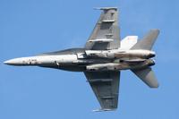 F/A-18 Hornet.