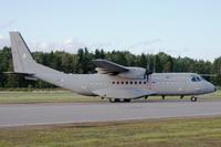 Suomen Ilmavoimien Airbus C295M -kuljetuskone CC-1.
