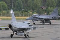 Saab-Gripen-havittajat